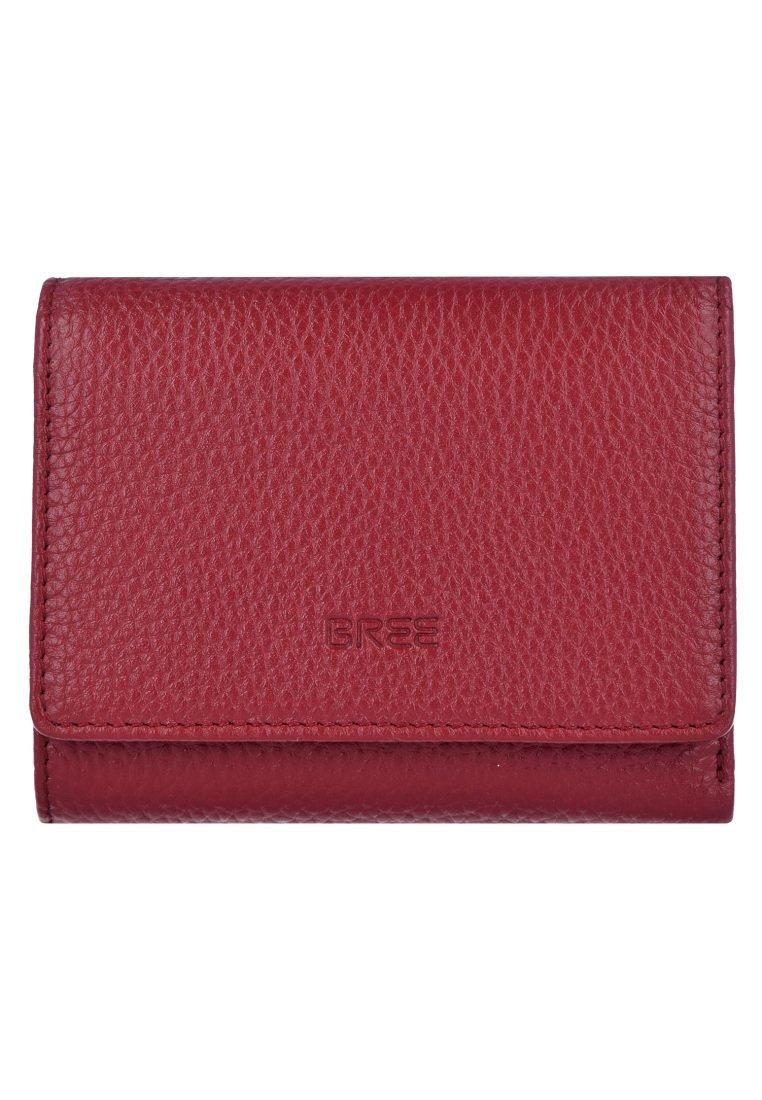 Bree - Geldbörse - brick red