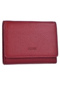 Bree - Geldbörse - brick red - 2