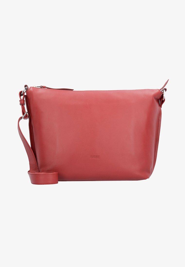 Bree - Handbag - brick red