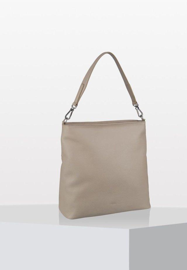 CARY - Tote bag - brown