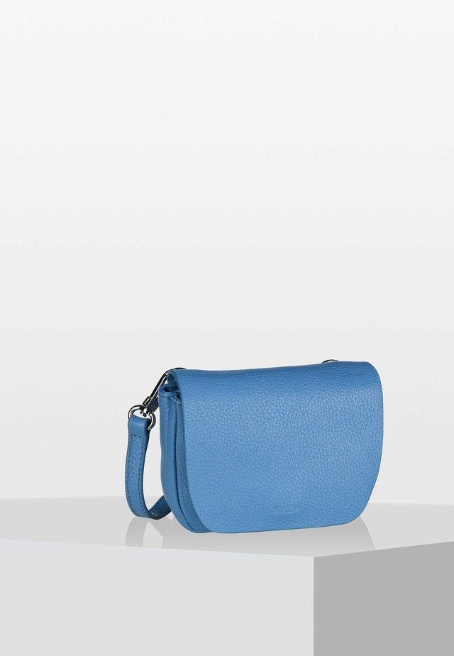 JUSTINE  - Across body bag - light blue
