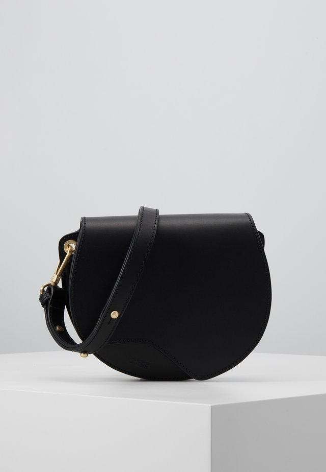 BEAUTY SHOULDER BAG - Umhängetasche - black