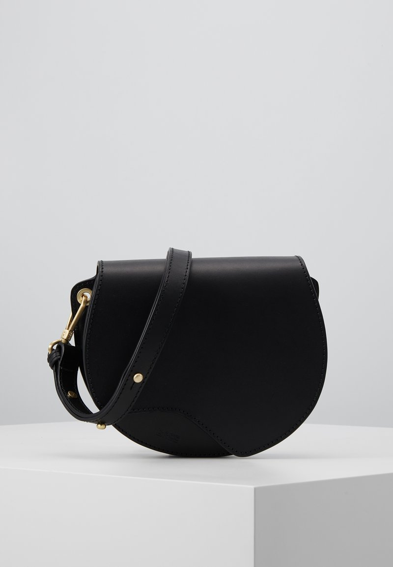 Bree - BEAUTY SHOULDER BAG - Torba na ramię - black