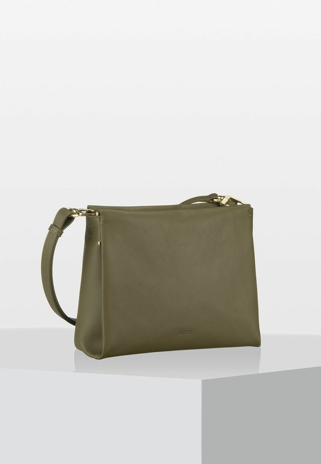 PURE - Across body bag - olive