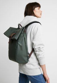 Bree - PUNCH 92 BACKPACK - Tagesrucksack - climbing ivy - 1
