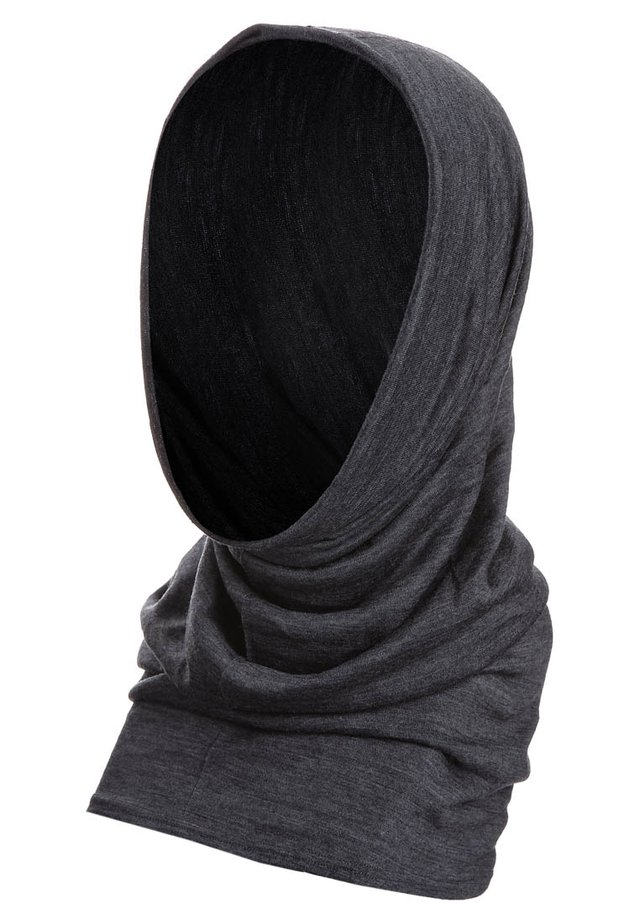 MERINO WOOL BUFF - Scarf - grey