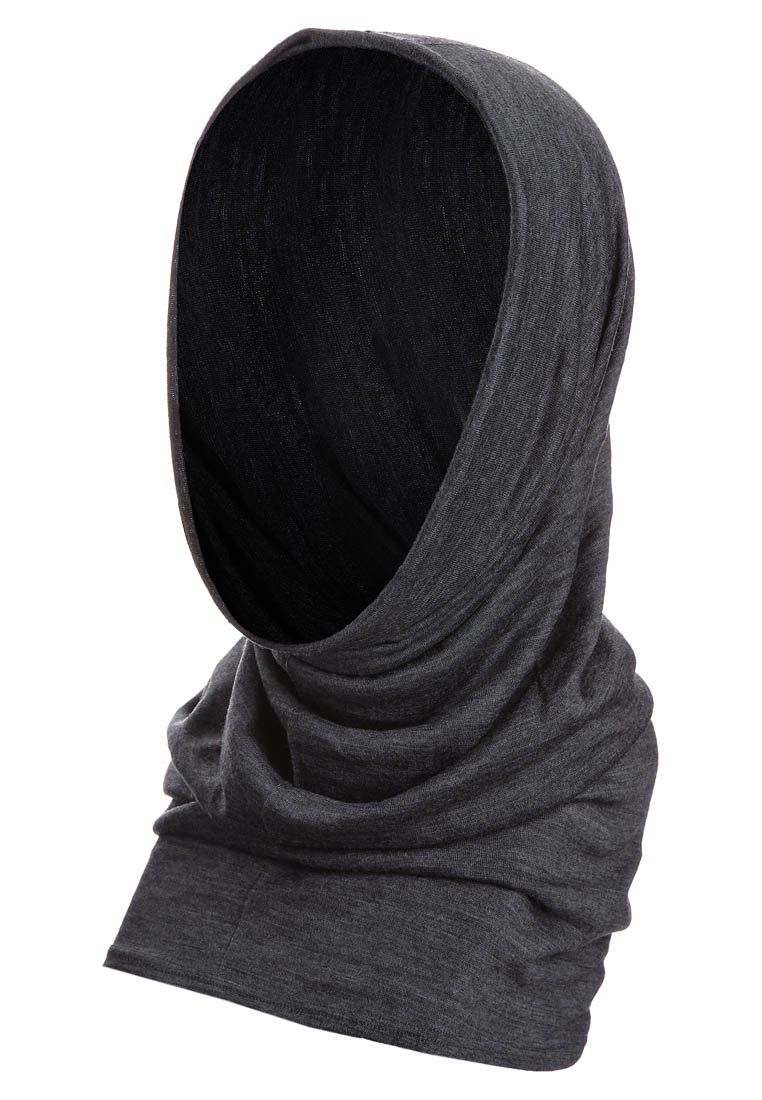 Buff - MERINO WOOL BUFF - Scarf - grey