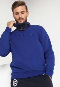Buff - ORIGINAL - Snood - solid night blue - 1