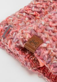 Buff - KNITTED POLAR NECKWARMER MARGO - Scaldacollo - flamingo pink - 4