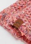 Buff - KNITTED POLAR NECKWARMER MARGO - Braga - flamingo pink
