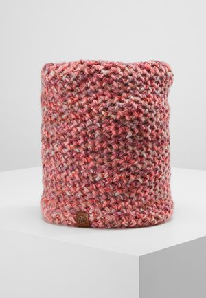 KNITTED POLAR NECKWARMER MARGO - Sjaal - flamingo pink
