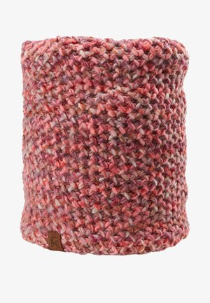 KNITTED POLAR NECKWARMER MARGO - Braga - flamingo pink