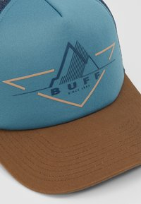 Buff - TRUCKER - Cap - brak stone blue - 2