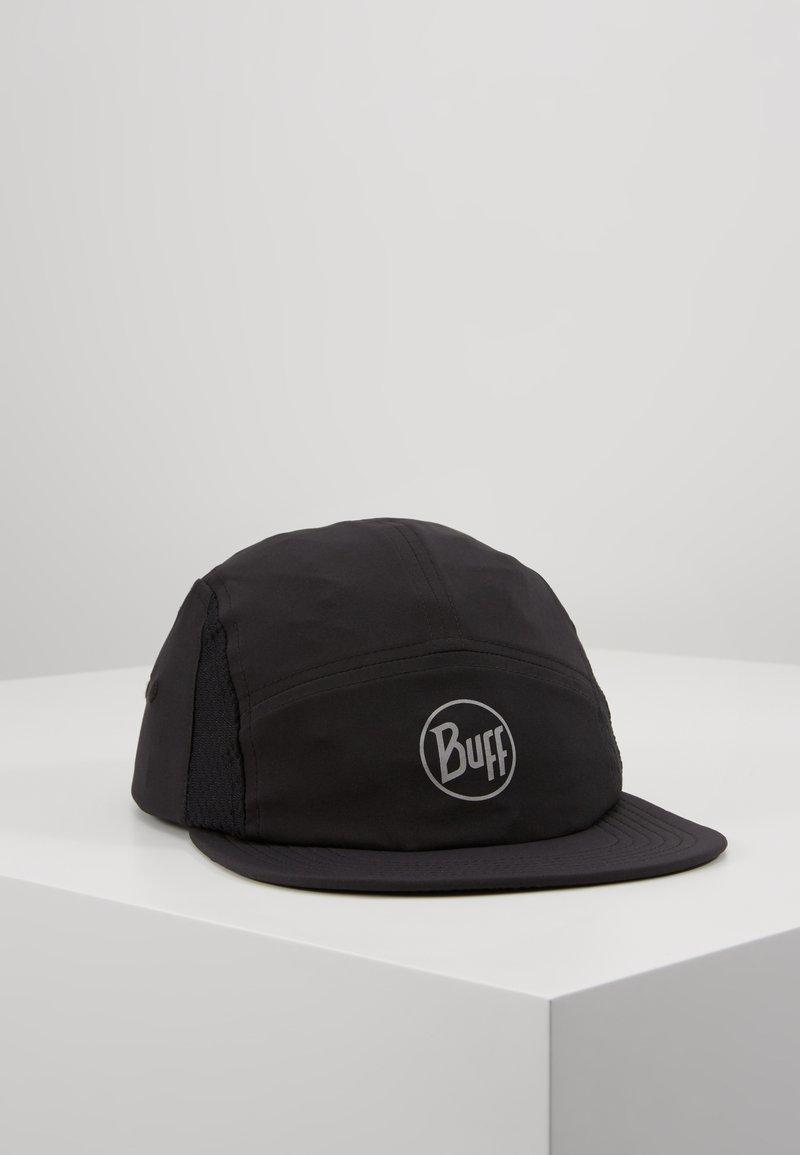 Buff - RUN SOLID - Cap - black