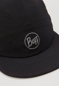 Buff - RUN SOLID - Cap - black - 2