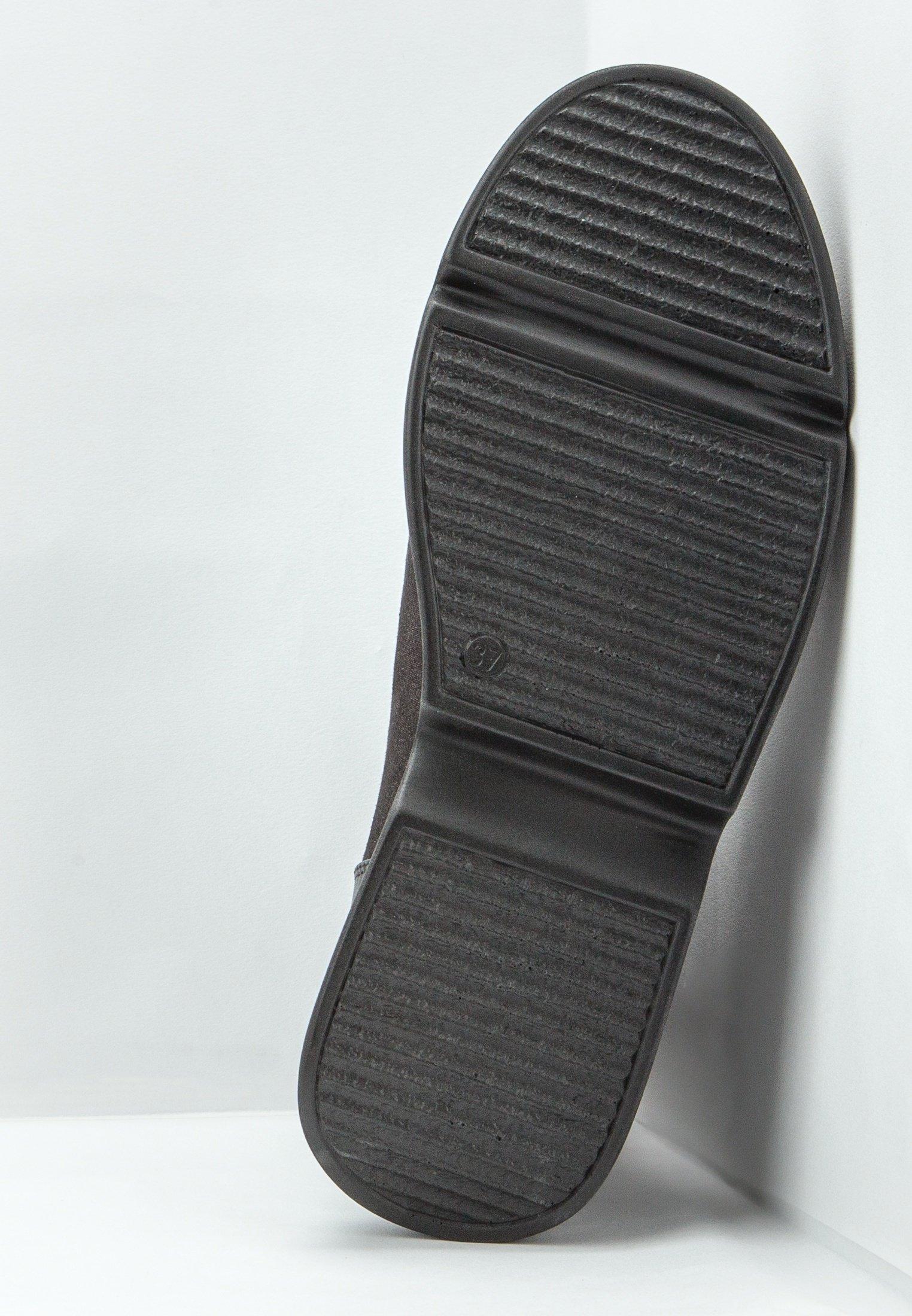 Betsy Plateaustøvletter - dark grey/black