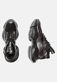 Betsy - Trainers - dark silver/black - 2