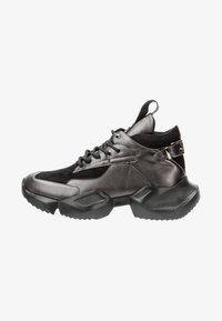 Betsy - Trainers - dark silver/black - 1