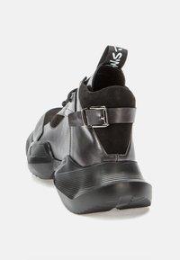Betsy - Trainers - dark silver/black - 4