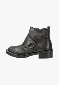 Betsy - Classic ankle boots - dark silver - 1