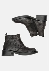 Betsy - Classic ankle boots - dark silver - 2
