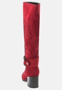 Betsy - High heeled boots - red - 4