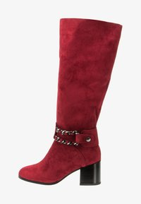 Betsy - High heeled boots - red - 1