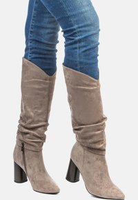 Betsy - High heeled boots - grey - 0