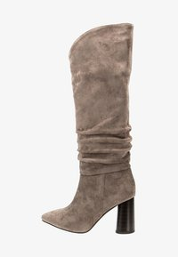Betsy - High heeled boots - grey - 1
