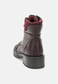 Betsy - Lace-up ankle boots - dark bordeaux - 4
