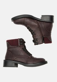 Betsy - Lace-up ankle boots - dark bordeaux - 2