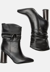 Betsy - High heeled ankle boots - black - 2