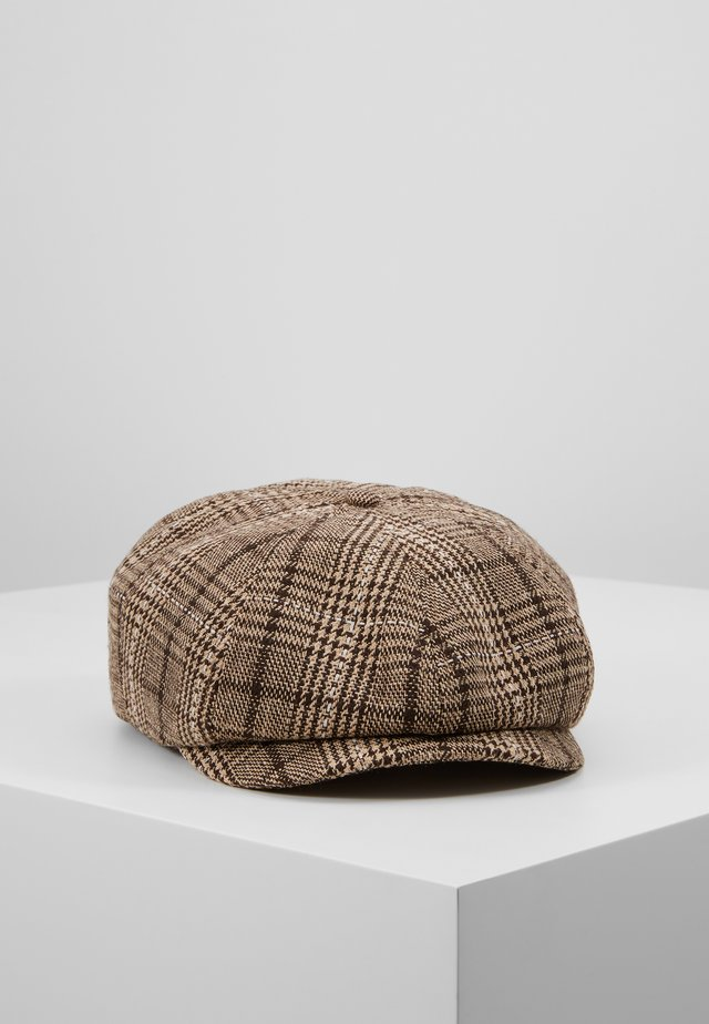 BROOD SNAP - Beanie - taupe/brown