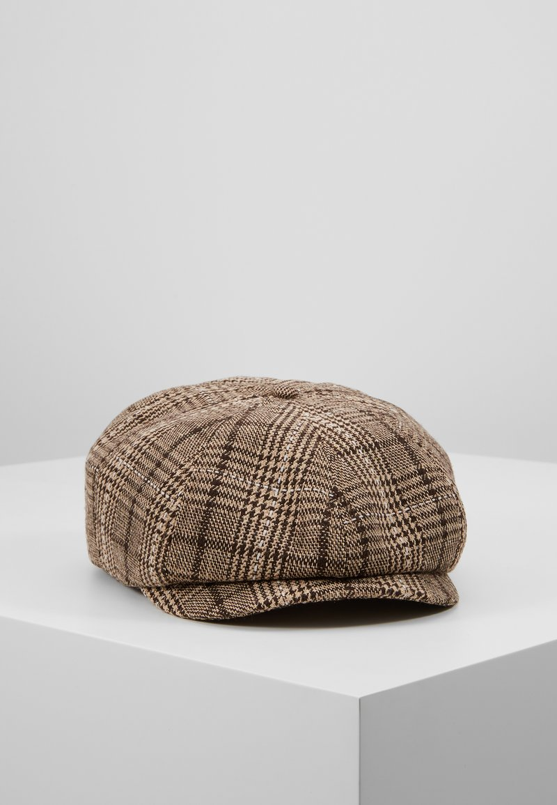 Brixton - BROOD SNAP - Beanie - taupe/brown