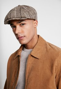 Brixton - BROOD SNAP - Mütze - taupe/brown - 1