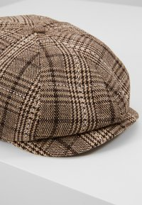 Brixton - BROOD SNAP - Beanie - taupe/brown - 6