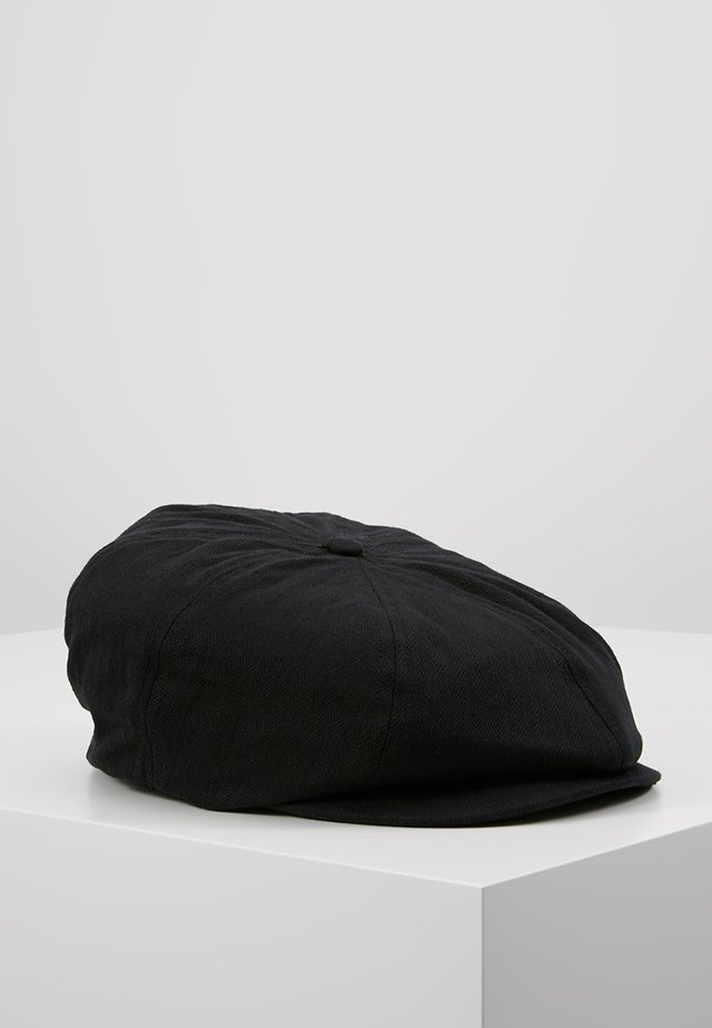 BROOD SNAP - Gorro - black