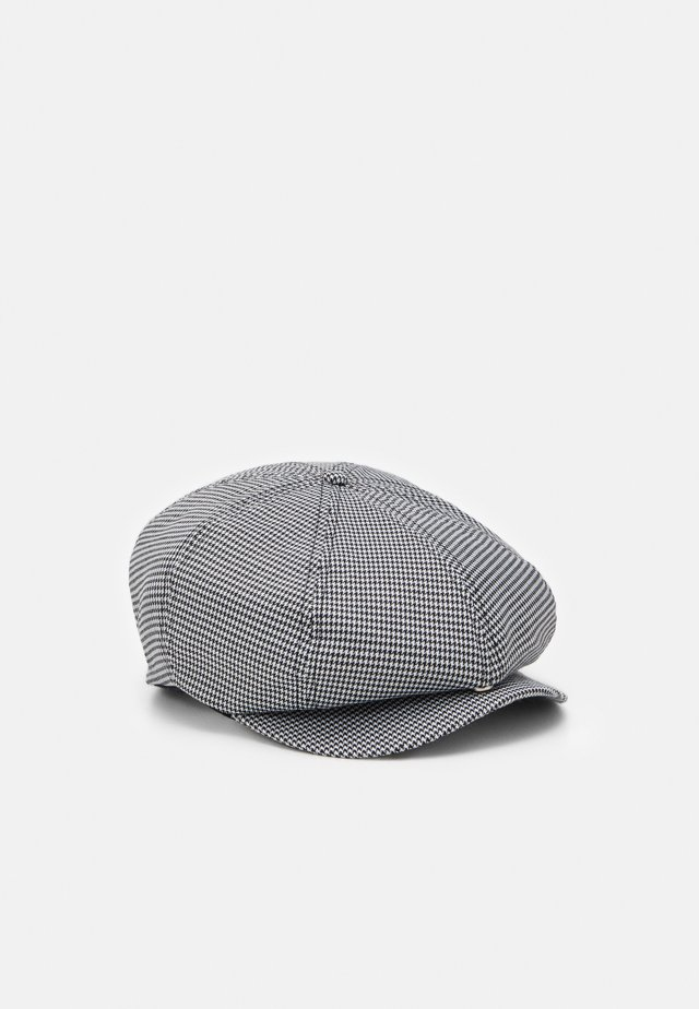 BROOD SNAP - Gorro - black/off-white
