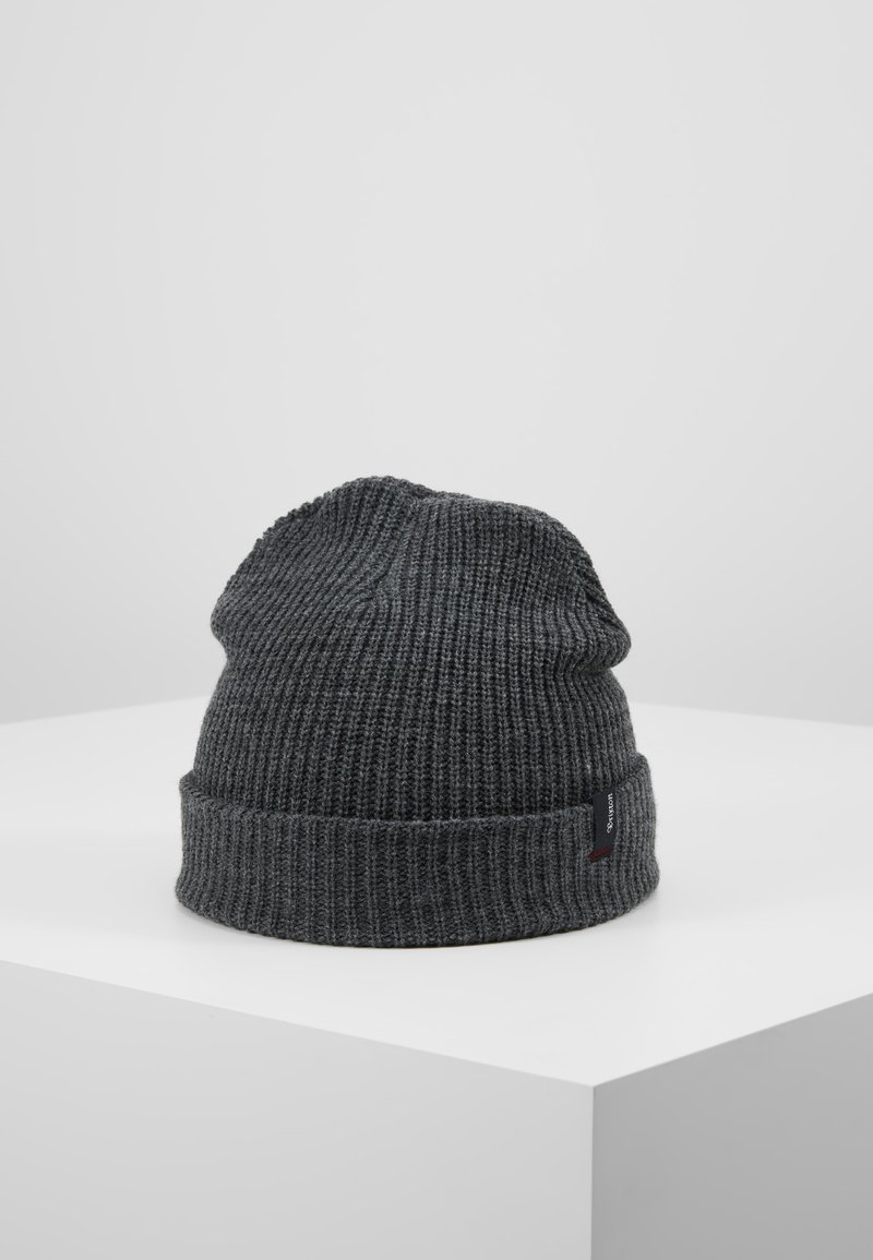 Brixton - HEIST BEANIE - Mütze - heather grey