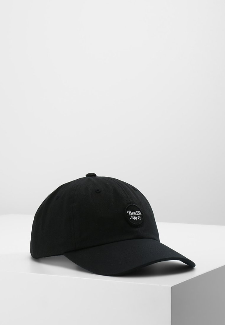 Brixton - WHEELER - Cap - black