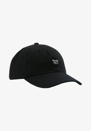 WHEELER - Czapka z daszkiem - black