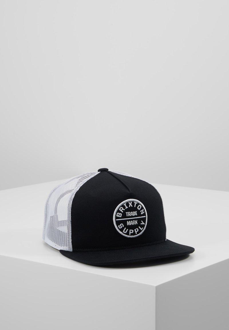 Brixton - OATH III - Cap - black