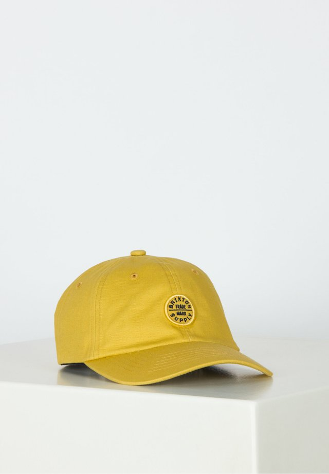 OATH  - Cap - sunset yellow