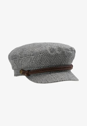 FIDDLER  - Casquette - heather grey/cream