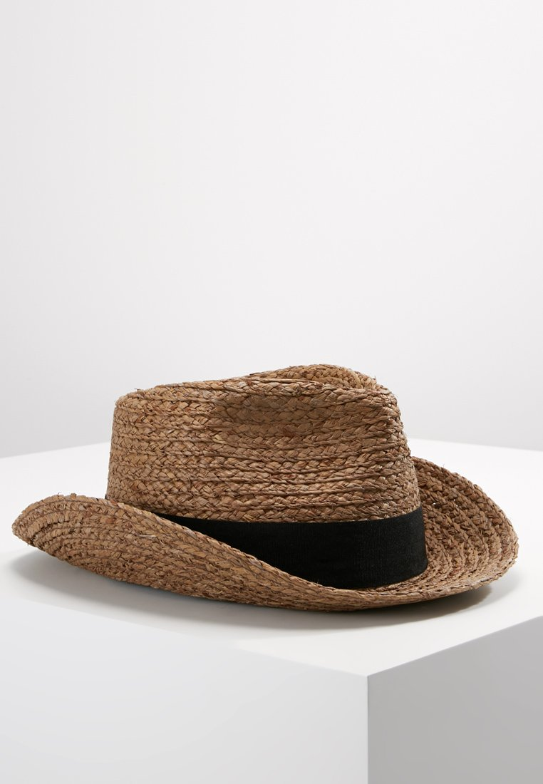 Brixton - CROSBY FEDORA - Chapeau - brown