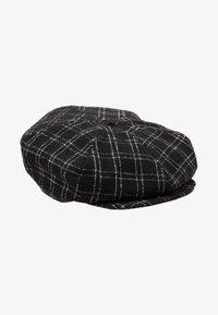 Brixton - OLLIE CAP - Huer - black/bone - 4