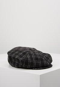 Brixton - OLLIE CAP - Huer - black/bone - 0