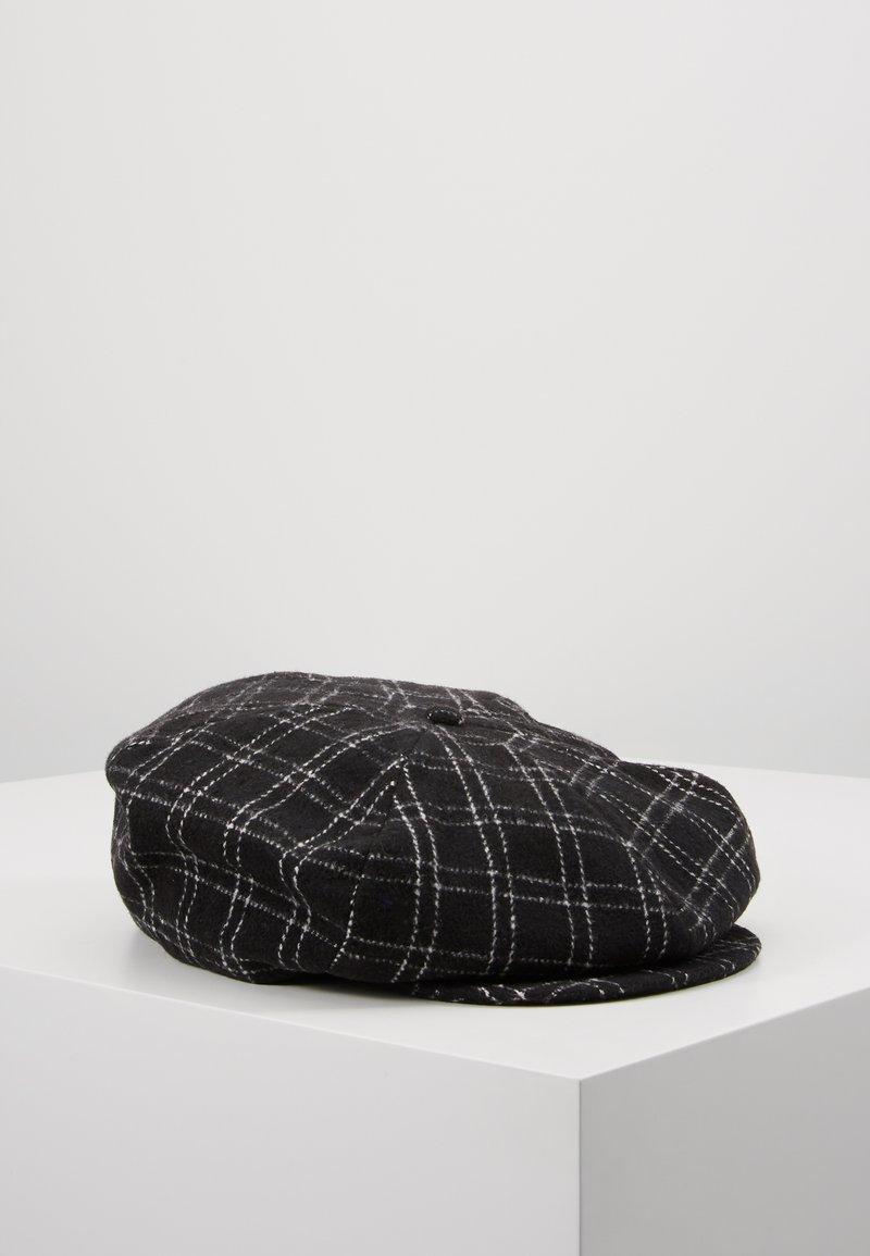Brixton - OLLIE CAP - Huer - black/bone