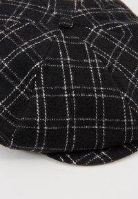 Brixton - OLLIE CAP - Huer - black/bone - 5