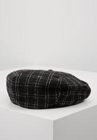 Brixton - OLLIE CAP - Huer - black/bone - 2